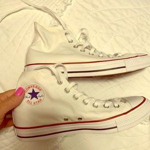 Converse Chuck Taylor Hi's brand new size 9
